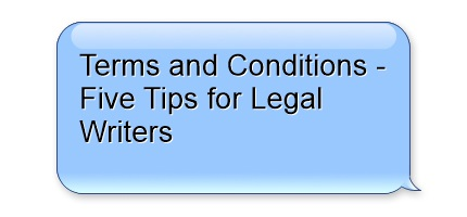 How To Write Terms And Conditions In Plain Language