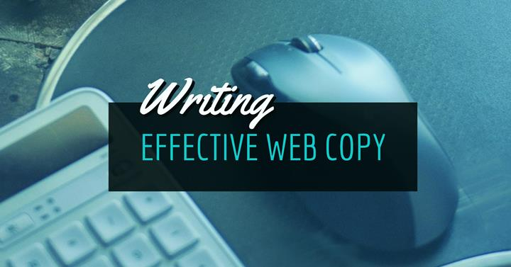 Writing Effective Web Copy