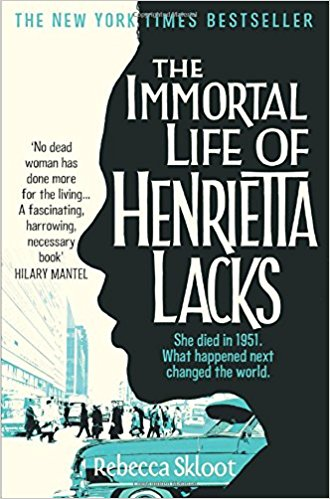 Book Review – The Immortal Life Of Henrietta Lacks