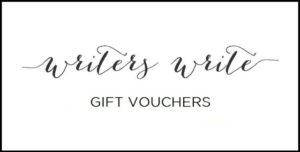 Writers Write Gift Voucher