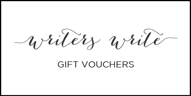 Gift vouchers for writing courses