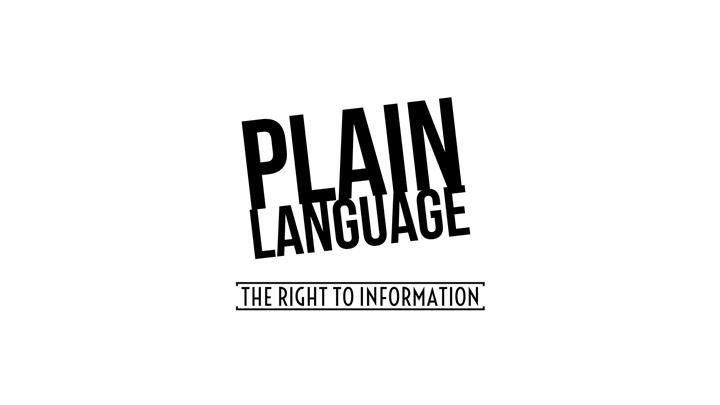 The Right To Information In Plain Language