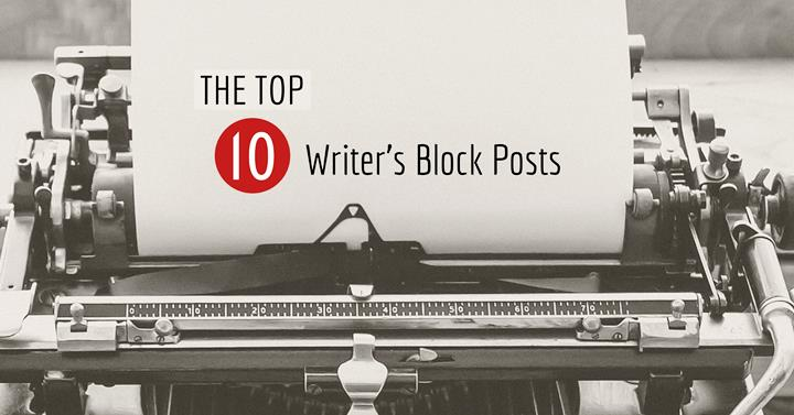 The Top 10 Writer's Block Quotes