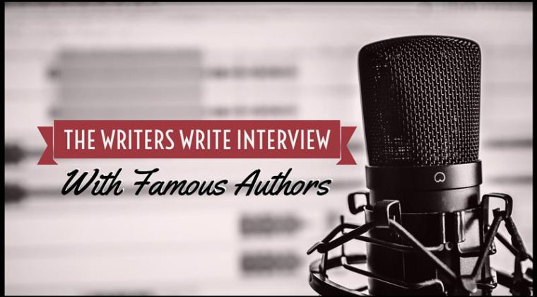 Interviews With Famous Authors - 17 Questions Answered