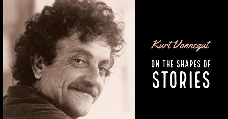 Kurt Vonnegut Explains The Shapes Of Stories