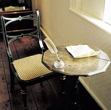 Where Jane Austen Wrote