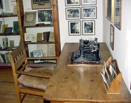 The Writing Desks Of 7 Famous Authors