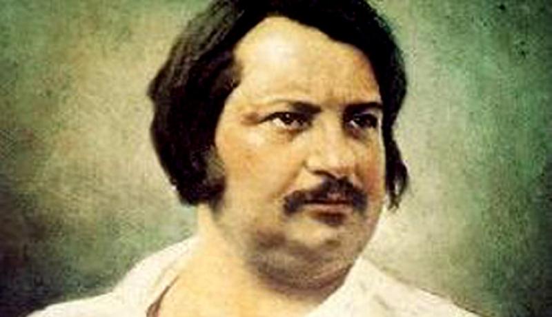 Literary Birthday 20 May Honoré De Balzac Writers Write