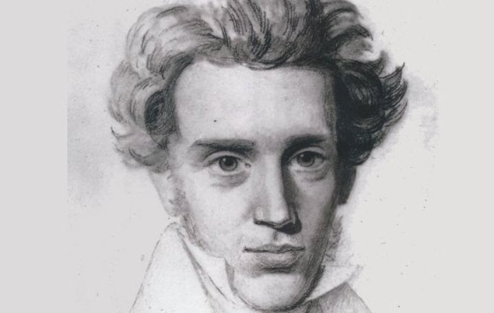 Literary Birthday - 5 May - Søren Kierkegaard | Writers Write