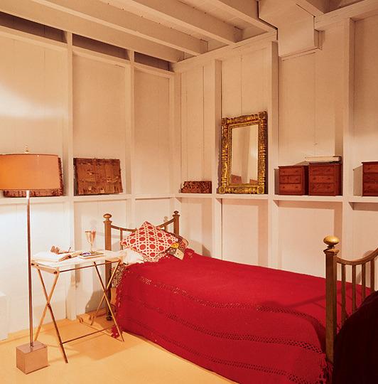 Truman Capote - Bedroom
