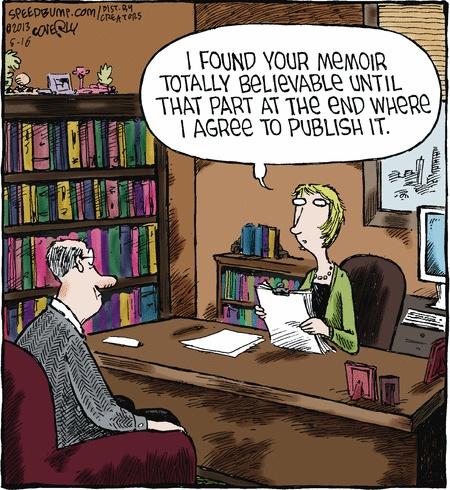 Publishing Humour