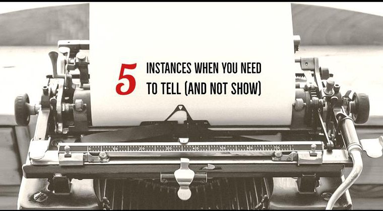 5 Instances When You Need To Tell