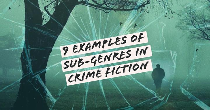crime drama genre definition
