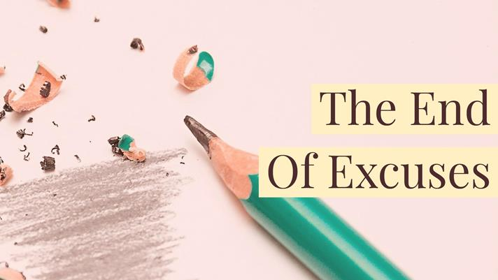 The Write Everything - The End Of Excuses