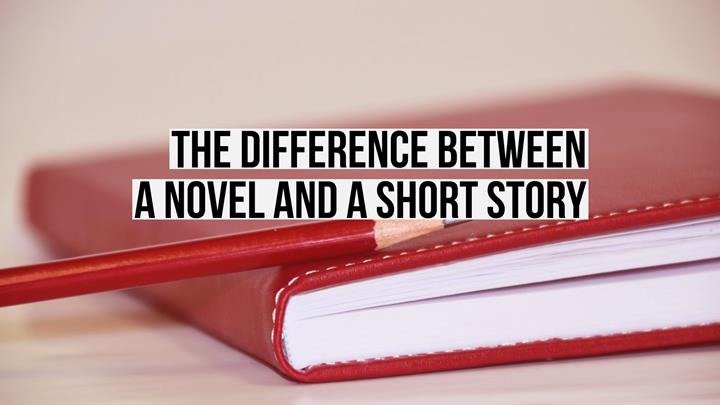 the difference between a novel and a short story