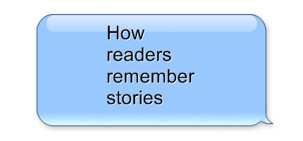The 5 Senses - How Readers Remember Stories