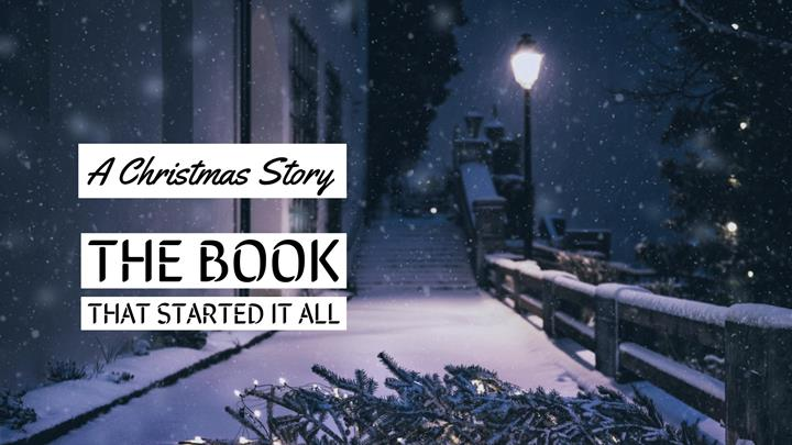 The Book That Started It All - A Christmas Story