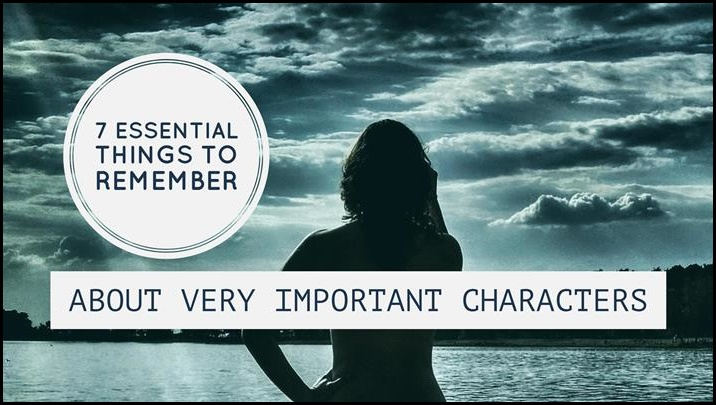 7 Essential Things To Remember About Very Important Characters