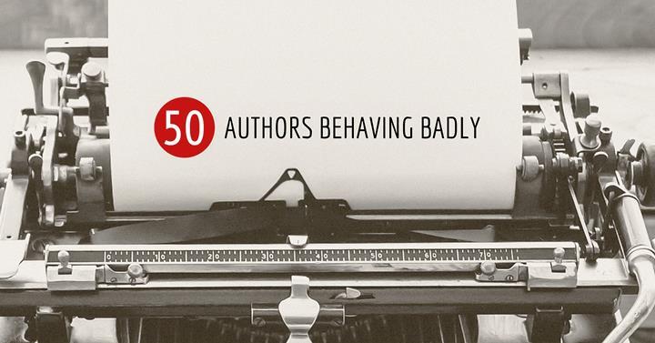 The 50 Best Author vs Author Put-downs