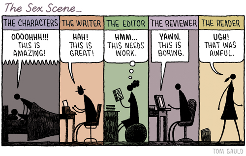 Writing Sex Scenes