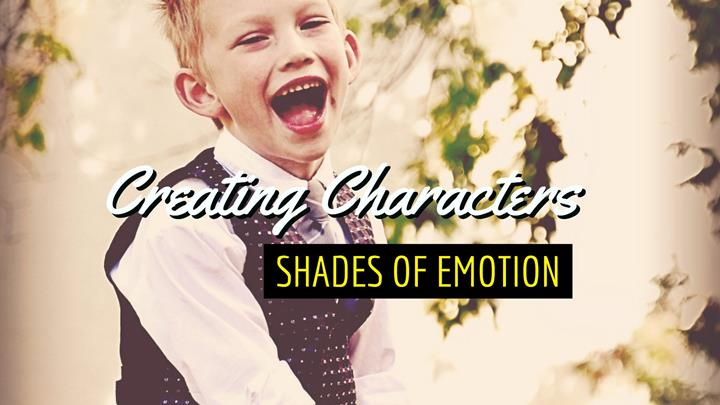 Shades Of Emotion - Creating Characters
