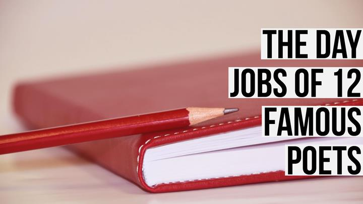 The Day Jobs Of 12 Famous Poets - Writers Write