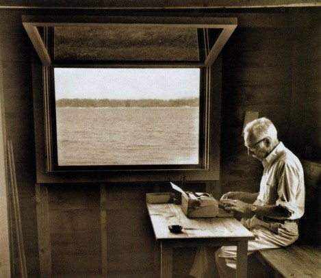 Hang On To Hope - A Letter By E.B. White