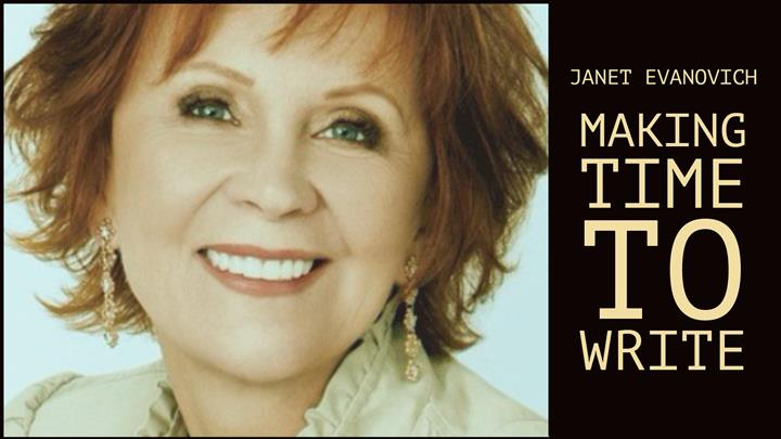 4 Writing Tips From Janet Evanovich
