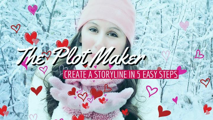 The Plot Maker - Create A Rom Com Storyline In 5 Easy Steps