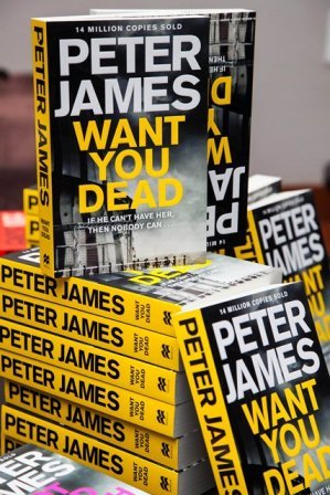 Interview With Peter James