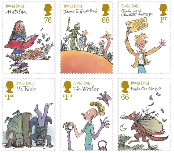 5 Quite Interesting Facts About Roald Dahl