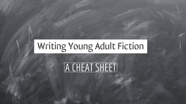 writing young adult fiction