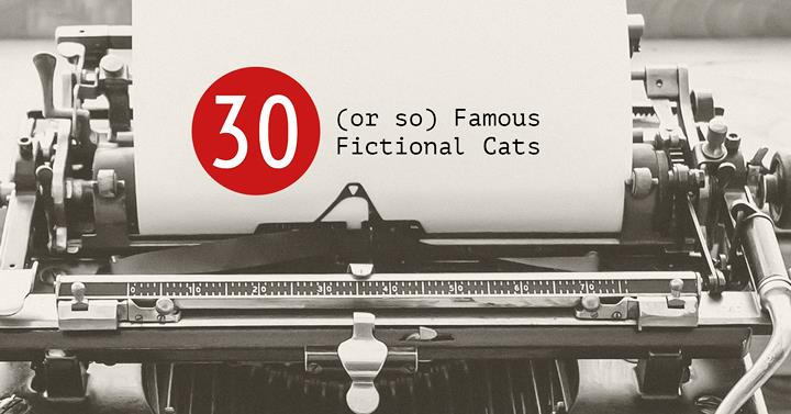 famous fictional cats