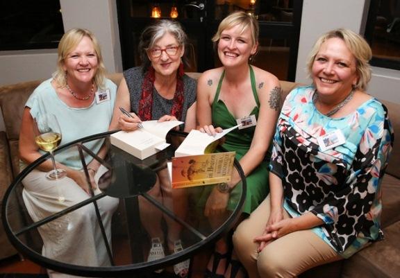 Barbara Kingsolver at Writers Write Dinner