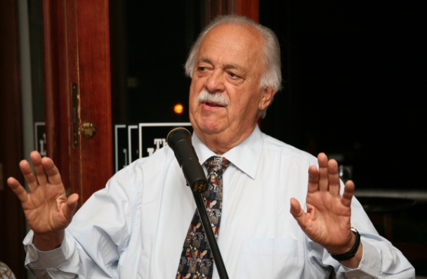 The Writers Write Interview - George Bizos