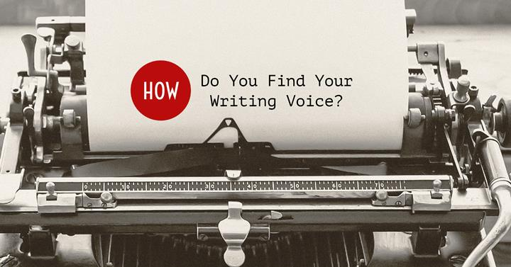 How Do You Find Your Writing Voice?