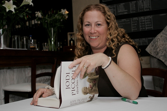 Interviews with Jodi Picoult