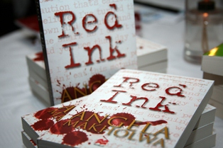 Red Ink by Angela Makholwa