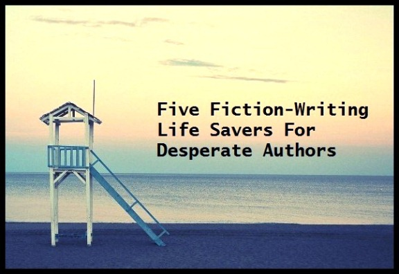 5 Life Savers For Desperate Authors