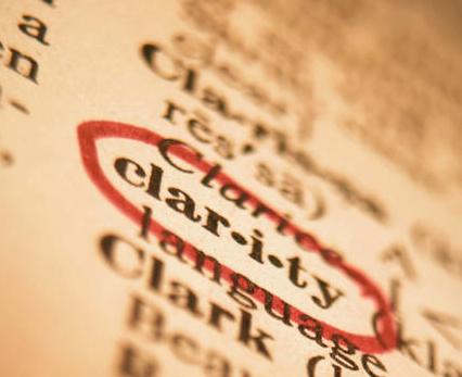How The Law Defines Plain Language