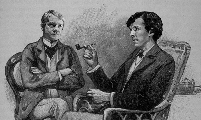 10 Elementary Tips For Writers From Sherlock Holmes