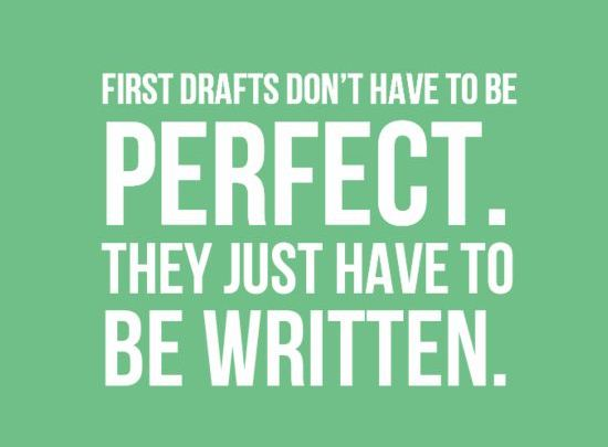 How To Turn Your Messy First Draft Into Something That Resembles A Novel