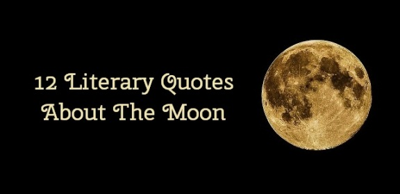 Quotes About Full Moon Awesome 12 Literary Quotes About The Moon  Writers Write