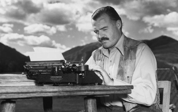 how Ernest Hemingway changed the writing landscape