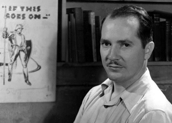 19 Predictions For The Future From Robert A. Heinlein