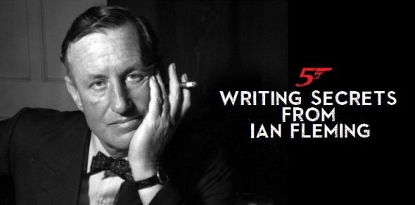 5 Writing Secrets From Ian Fleming