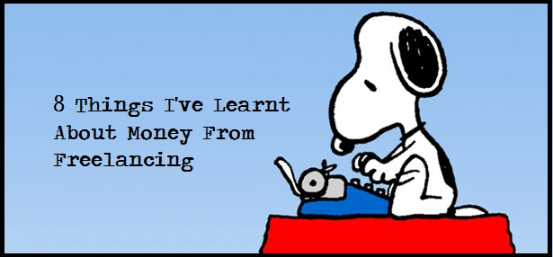 8 Lessons Freelancing Taught Me About Money