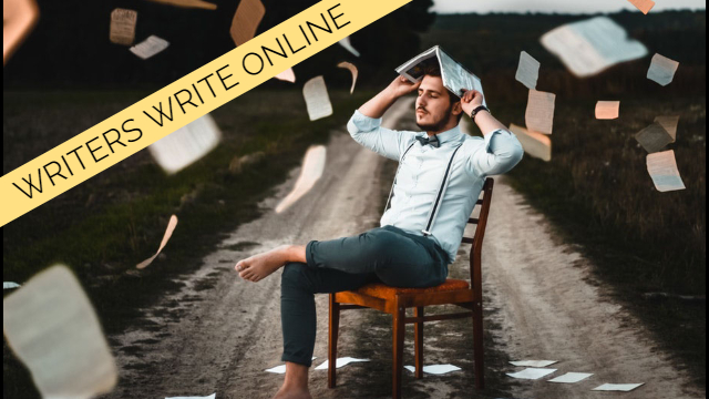 Writers Write - How To Write A Book ONLINE