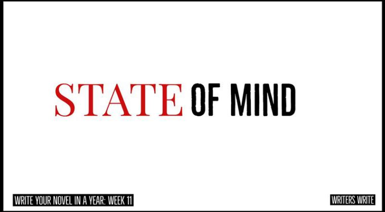 your character's state of mind