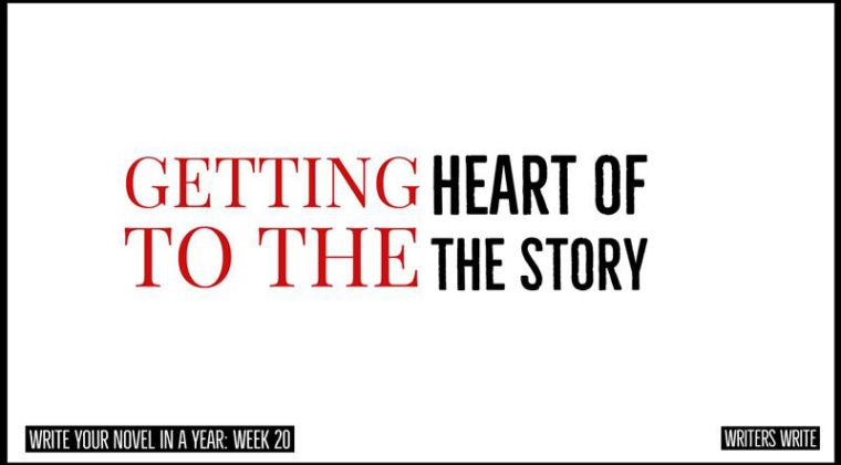 Getting To The Heart Of The Story